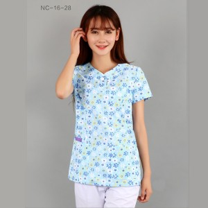 Medical Scrubs Printed
