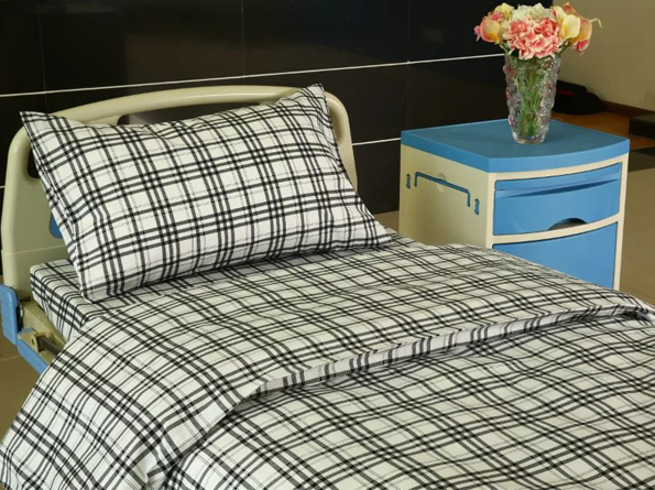 BED LINEN CHECKERED