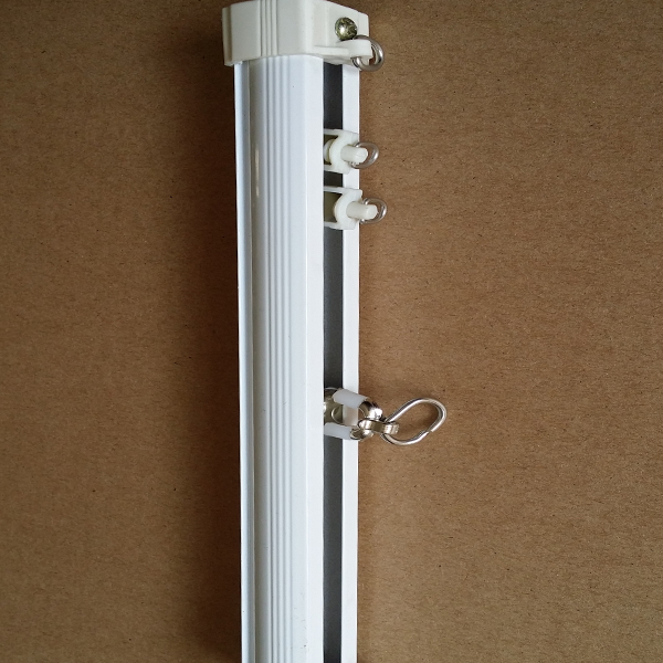 Chinese wholesale Double Roller Blinds - Hospital Cubicle Curtain Track – LONGWAY