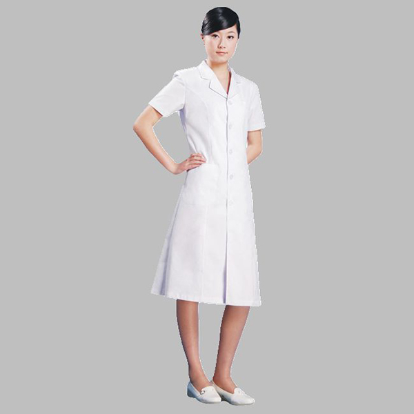 Good quality Type Of Office Window Curtain - Doctor Uniform Y-0604 – LONGWAY