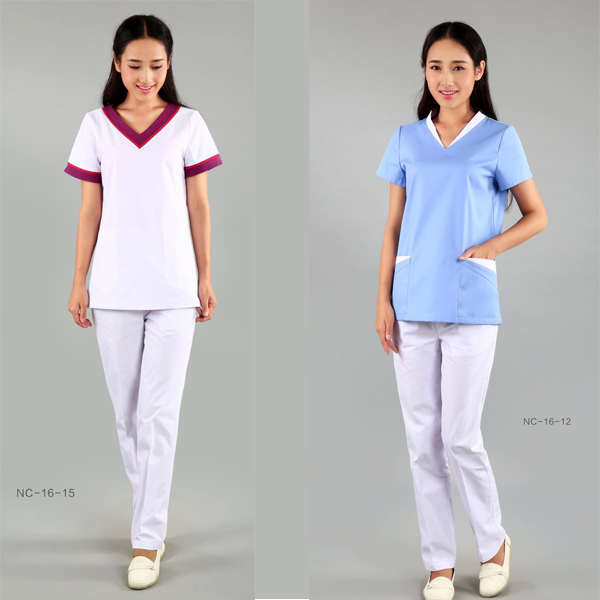 New Arrival China Curtain Vertical Blinds - Medical Scrubs NC-16-15 – LONGWAY