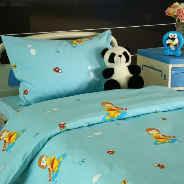 साठी बालरोगतज्ञ वैशिष्ट्यीकृत प्रतिमा Y2 कापूस रुग्णालयात बेड तागाचे