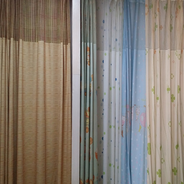 New Delivery for Good Blinds Strip - Hospital Cubicle Curtain Printed – LONGWAY