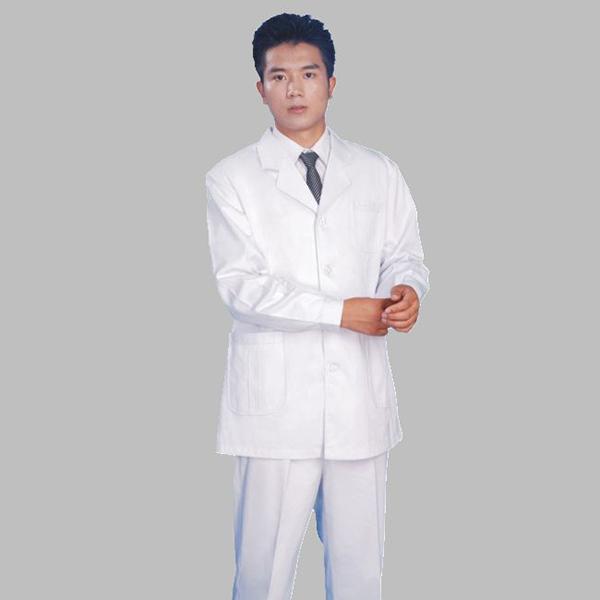 Wholesale Price Unique Window Curtains - Doctor Uniform Y-1001 – LONGWAY