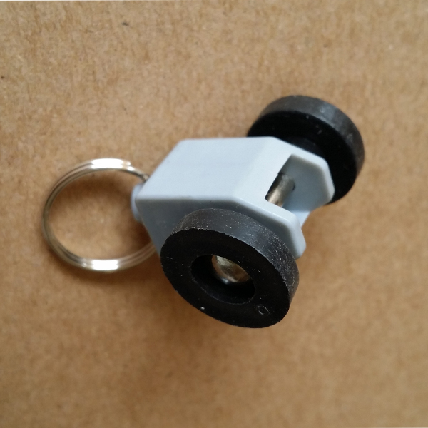 pulley for hospital curtain track