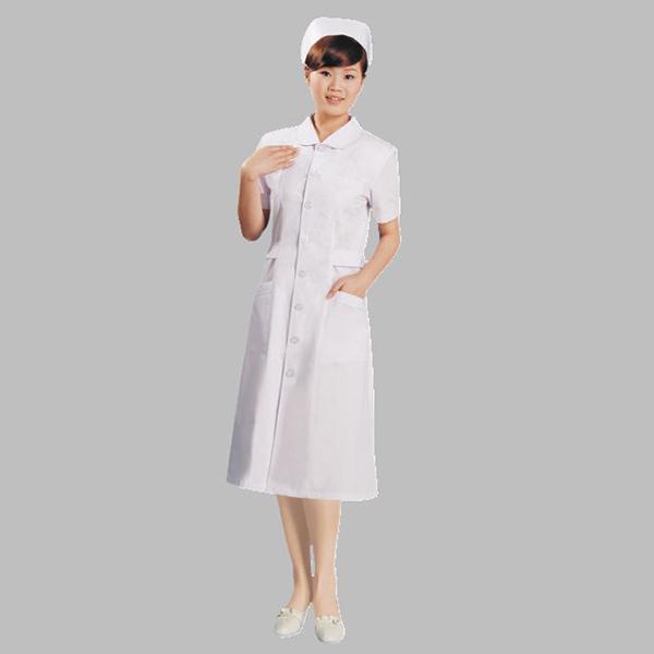 Factory directly Jacquard Polyester Curtain Fabric - Nurse Dress HD-1001 – LONGWAY