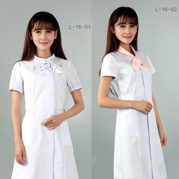 Good Quality Curtains Pakistan - Nurse Dresses Short Sleeve – LONGWAY