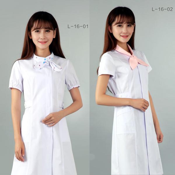 Nurse Dresses L-16-01 Featured Image