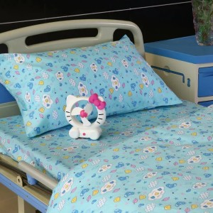 E21 Cotton Hospital Bed Linen for Paediatrics