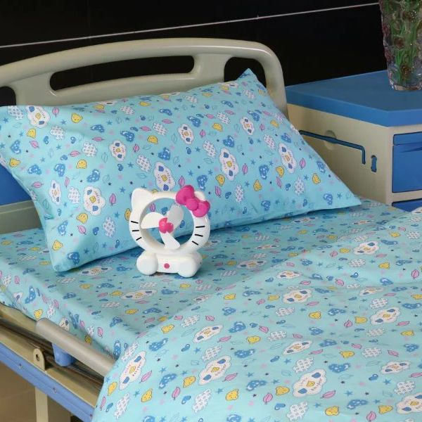 Hospital E21 Cotton Linen Bed for Dhakhaatiirta Featured Image