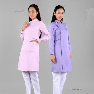 Manufacturer for Pp Nonwoven Fabric Raw Material Fabric Curtain - Nurse's Uniform Long Sleeve – LONGWAY