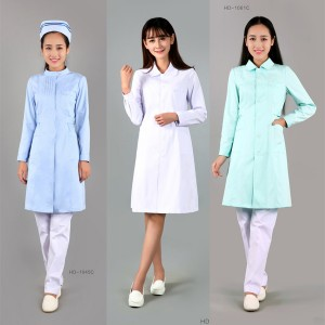 Nurse's Uniform Long Sleeve