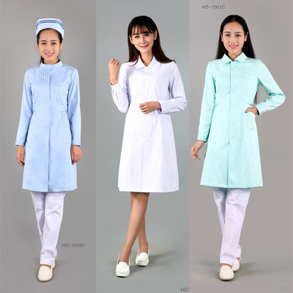 2017 New Style Hospital Disposable Curtain Fabric - Nurse Dresses HD-1028 – LONGWAY