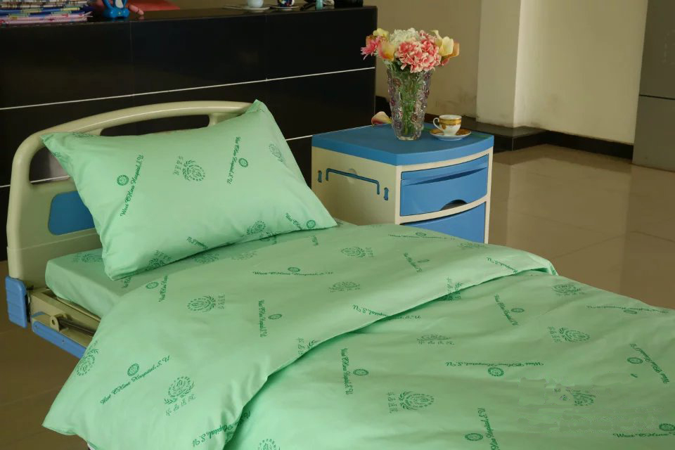 China Manufacturer for Non-woven Curtain - Healthcare Bed Linen Set – LONGWAY