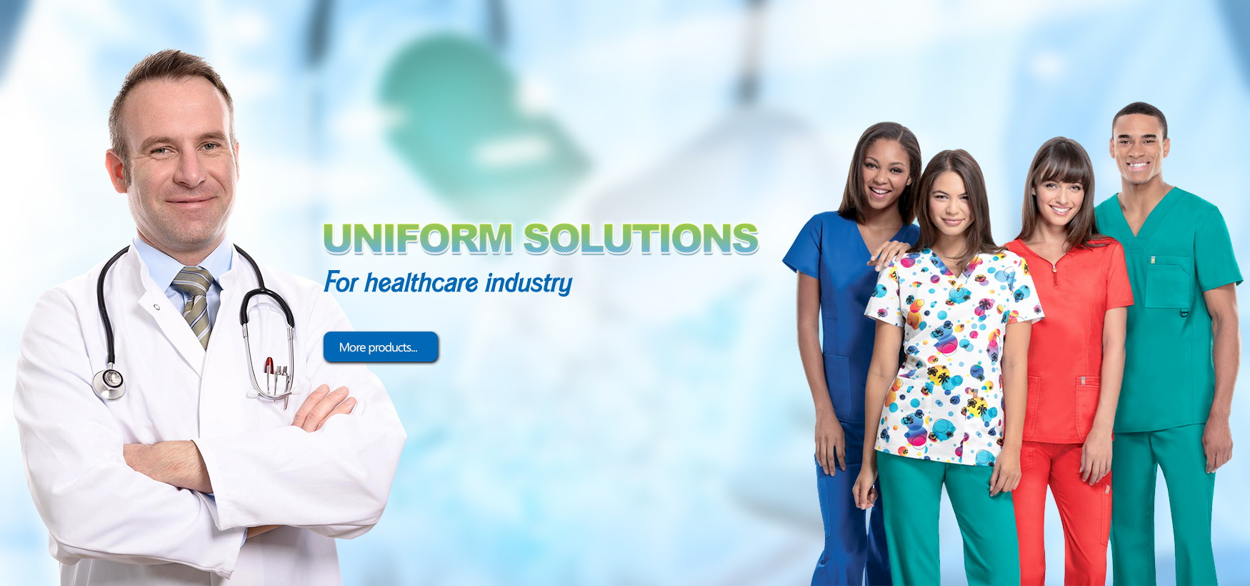 LONGWAY Medical Uniform