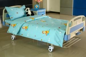 बालरोगतज्ञ साठी Y2 कापूस रुग्णालयात बेड तागाचे