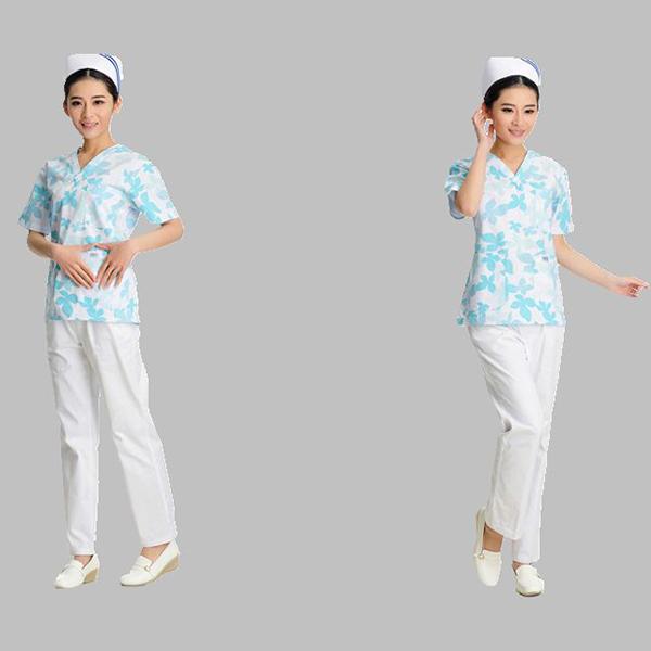medical scrub (blue leaf 4)_副本