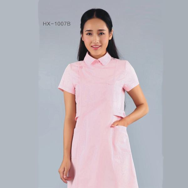 Best Price for Decorative Metal Chain Curtain - Nurse Dresses Short Sleeve – LONGWAY