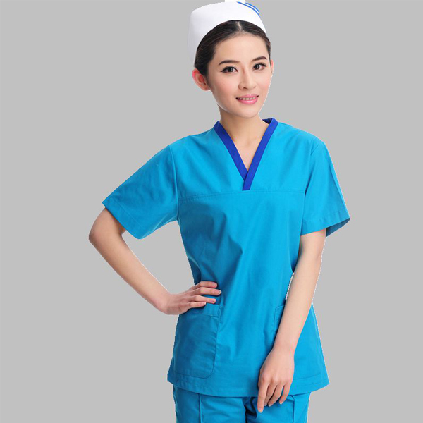 Factory source Womens Nurse Uniforms - Medical Scrubs with design – LONGWAY Featured Image