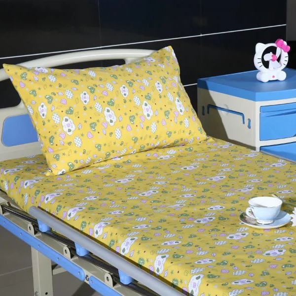 Good Quality Curtains Pakistan - Y19 Cotton Hospital Bed Linen for Paediatrics – LONGWAY
