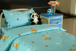 Y19 Cotton Hospital Bed Linen for Paediatrics