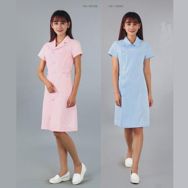 Manufacturer of Low Price Shower Curtain - Nurse Dresses HX-0633 – LONGWAY