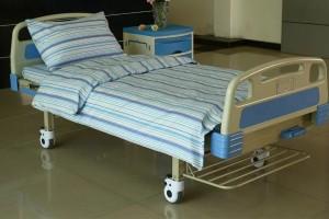 Hospital L9 algodón raias azuis sabas