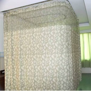 Hospital Cubicle Curtain Printed