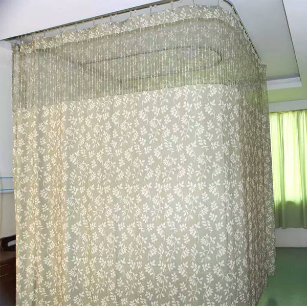 Trending Products Honeycomb Blinds Window - Hospital Cubicle Curtain Printed – LONGWAY