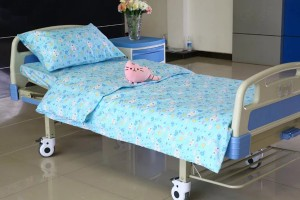 E21 Cotton Hospital Bed lino alang sa Paediatrics