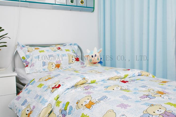 hospital bed sheets for paediatrics