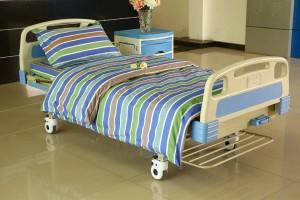 Y21 Cotton Hospital Bed Linen three color Stripes