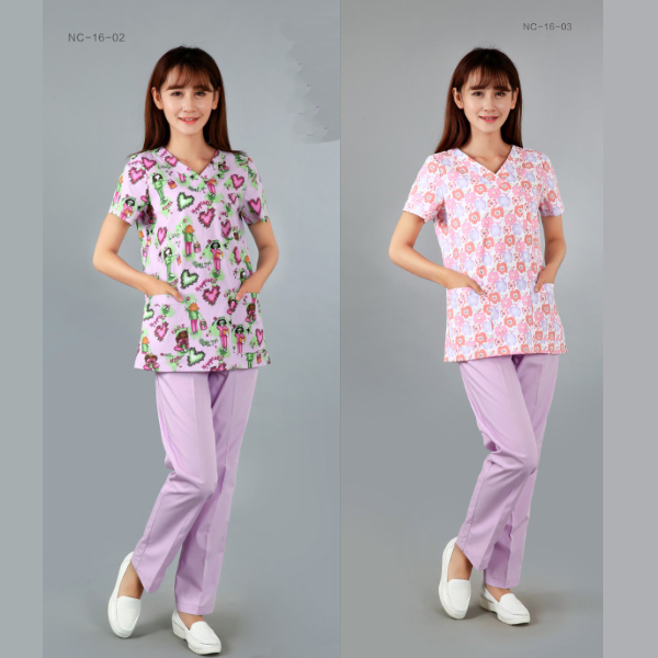 One of Hottest for Privacy Curtain - Medical Scrubs Printed – LONGWAY