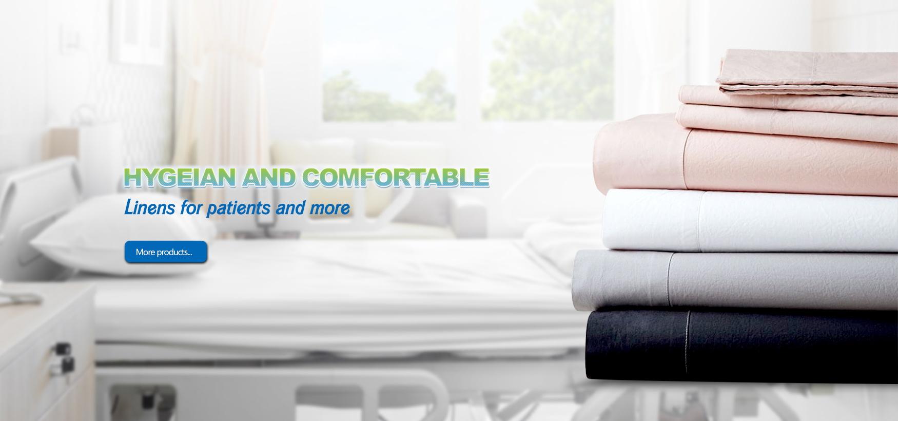 LONGWAY Hospital Bed Linen